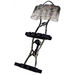 RAGE QUIVERS CAGE DOUBLE GRIPPER QD