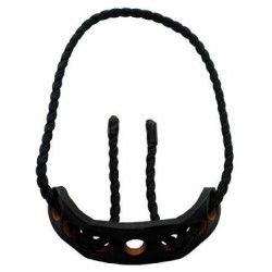 PARADOX BRAIDED WITH LEATHER MOUNT BOWSLINGS WRIST