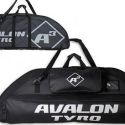 AVALON CASE COMPOUND TYRO A3 WITH 2 POCKETS