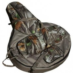 BARNETT CASES FOR CROSSBOWS PADDED FITTED WITH SIDE POCKETS CAMO