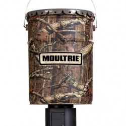 MOULTRIE FEEDER 6.5-GALLON QUIET HANGING