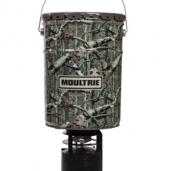 MOULTRIE FEEDER 6.5-GALLON PRO HUNTER HANGING
