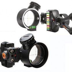 APEX GEAR COVERT PRO MICRO SIGHTS FOR BOWHUNTING
