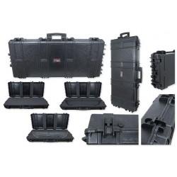 AVALON HARD CASE TEC X BOW BUNKER LITE W/ WHEELS