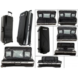 AVALON TEC ONE ABS CASE WITH WHEELS