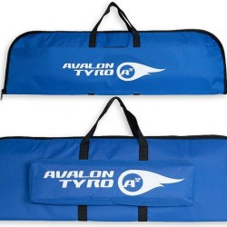 AVALON TYRO A² - 80CM WITH 2 POCKETS CASES RECURVE BOWS