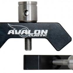AVALON V -BAR CLASSIC - ALUMINUM 5/16