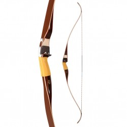 BEAR ARCHERY FIELDBOW ONE PIECE KODIAK PURPLEHEART 60""