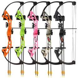 BEAR ARCHERY YOUTH BOW PACKAGE BRAVE 3