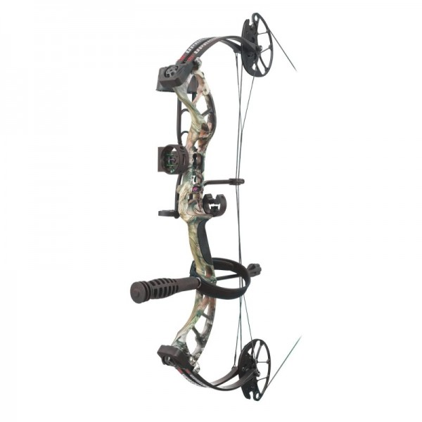 PSE COMPOUND BOW UPRISING PKG