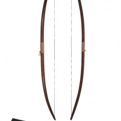 BUCK TRAIL RATTAN LONGBOW