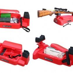 MTM SHOULDER GARD SHOOTING REST RED