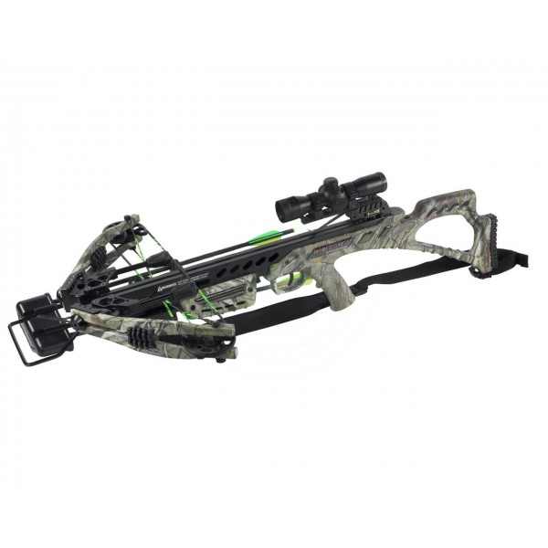 HORI-ZONE CROSSBOW PKG ALPHA ULTRA XLT