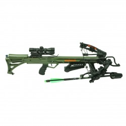 ROCKY MOUNTAIN COMPOUND CROSSBOW SET RM-405