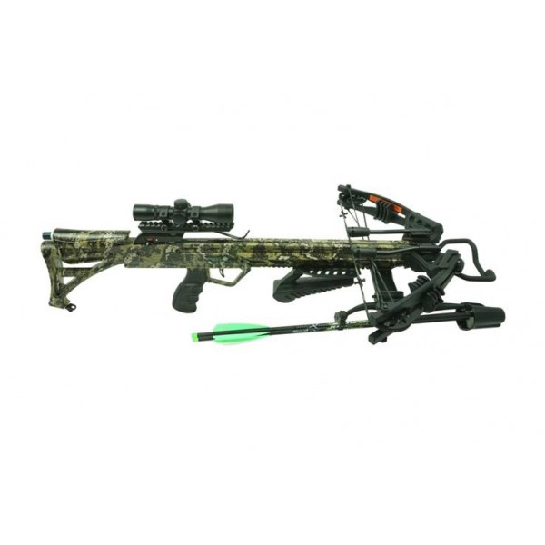 ROCKY MOUNTAIN COMPOUND CROSSBOW SET RM-415
