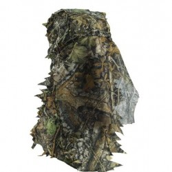 DEER HUNTER SNEAKY 3D FACE MASK CAMO ONE SIZE