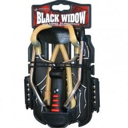 BARNETT SLINGSHOT BLACK WIDOW