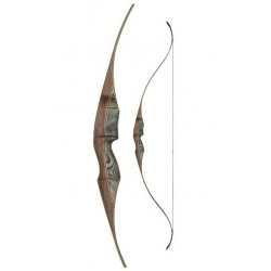"""WHITE FEATHER FIELDBOW ONE PIECE LAPWING 60"""""""