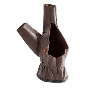BUCK TRAIL LEATHER GLOVE BOW HAND PROTECTION