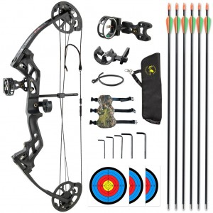 TOPOINT RECREATIONAL BOW PACKAGE M3