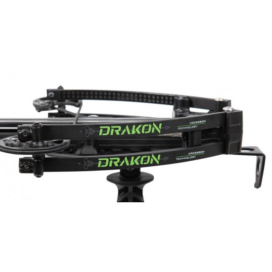 JUNXING DRAKON COMPOUND CROSSBOW 290FPS 100LBS
