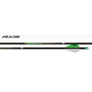EASTON HUNTING CARBON SHAFTS AXIS 4MM LONG RANGE