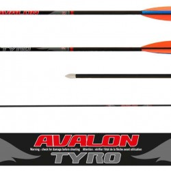 AVALON ARROW CARBON TYRO